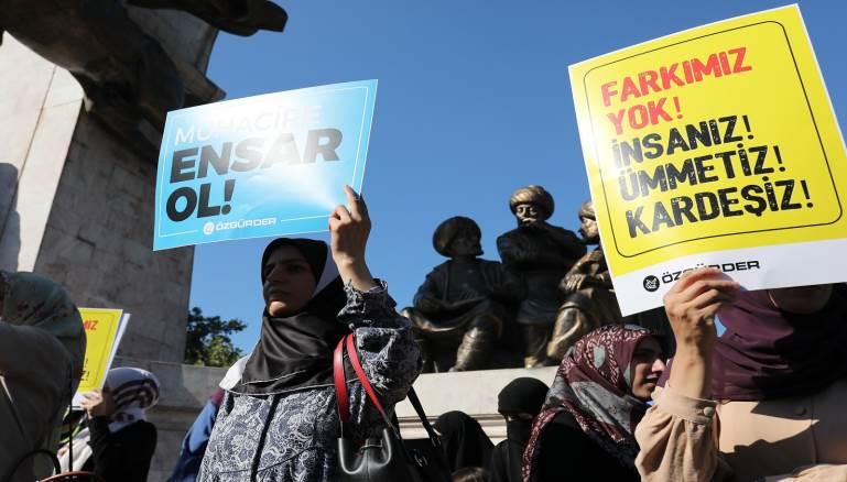 تركيا:ممر السلام السوري
