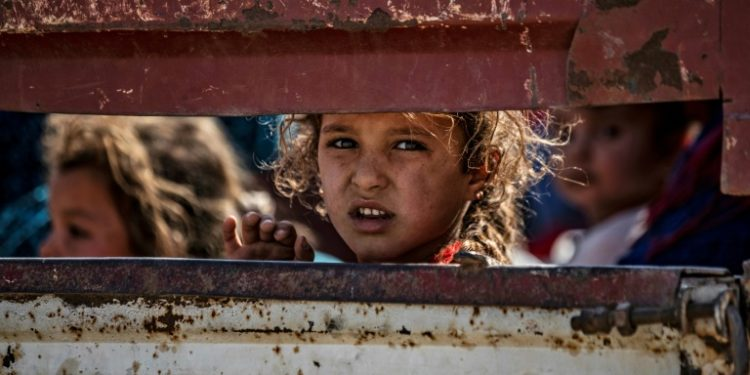 الأمم المتحدة: الحملة التركية ضد قسد تخلف 100 ألف نازح في ثلاثة أيام