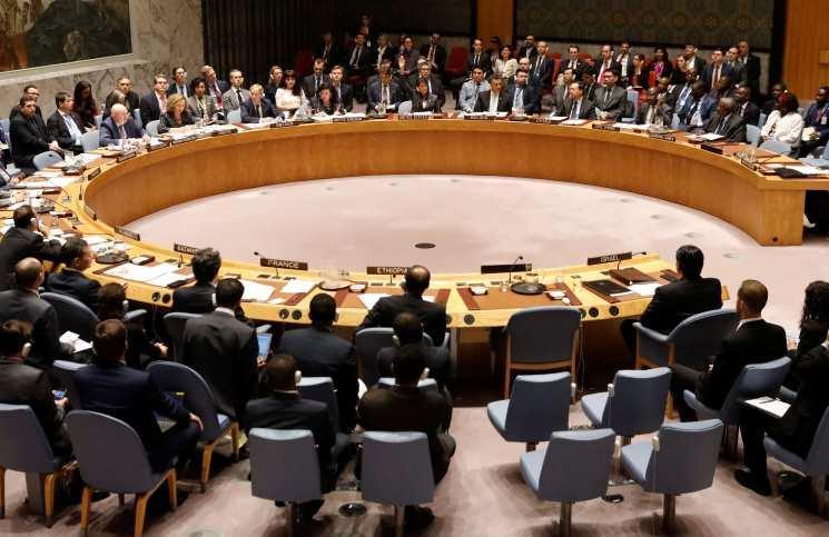 """روسيا تعطل مشروع بيان في مجلس الأمن يدعو لوقف """"نبع السلام"""""""