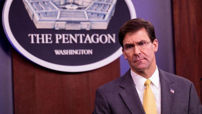 """الدفاع الأمريكية: لا مؤشر لاستعداد تركيا وقف عملية """"نبع السلام"""""""